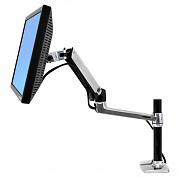 Кронштейн Ergotron 45-295-026, LX Desk Mount LCD Arm, Tall Pole